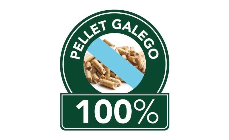 Pellet 100% gallego