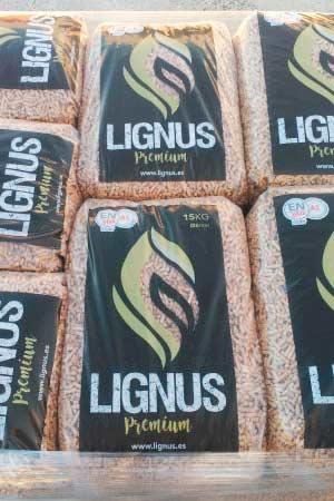 suministro de pellets galicia